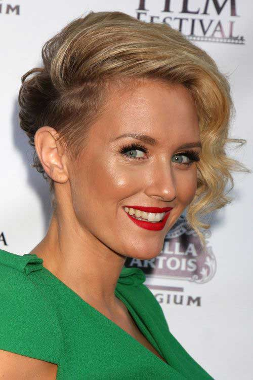 Best Haircuts Short Hair 2015
