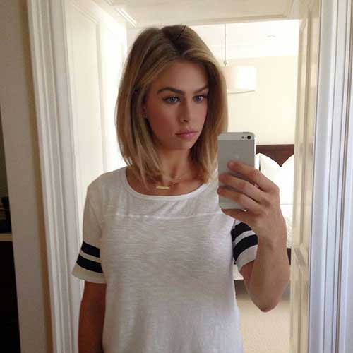 20 best short to medium length haircuts short hairstyles 2016 best hairstyles for short to medium length hair urmus Image collections