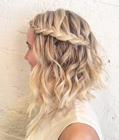 Inverted Bob Haircuts for Curly Hair 2015