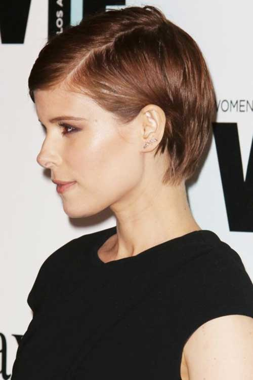 Kate Mara Pixie Cropped Hair