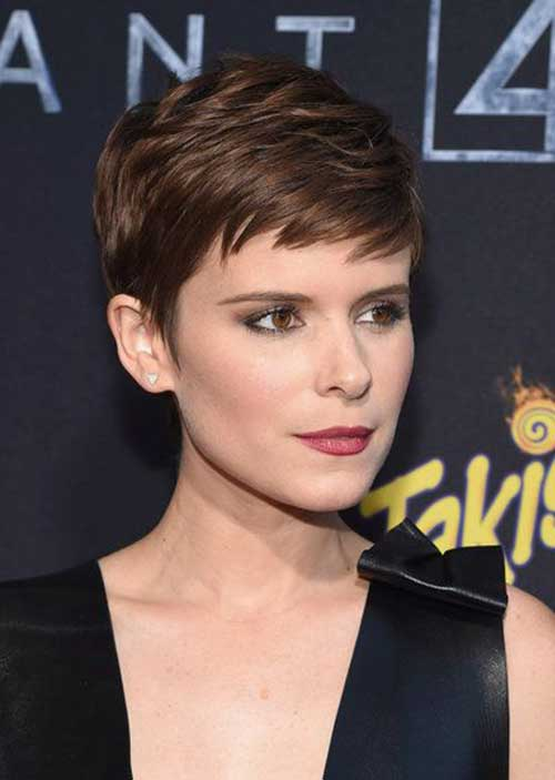 Layered Hair Pixie Cut Styles
