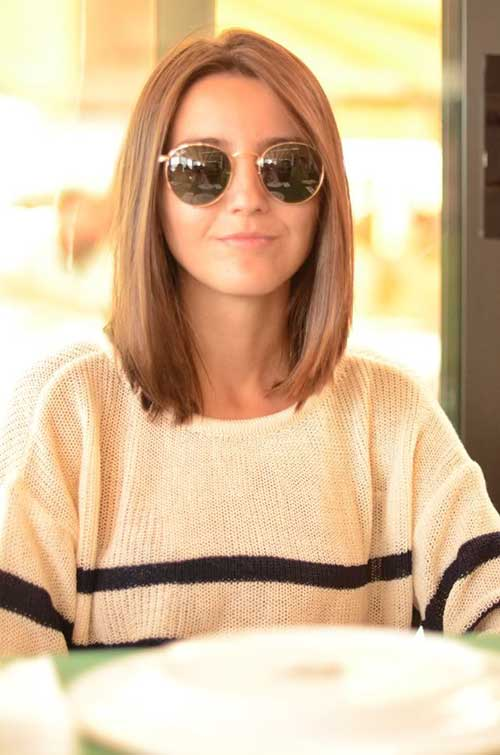 Medium Short Bob Haircut Ideas