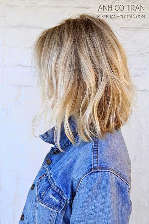 Best Messy Bob Hairstyles 2016