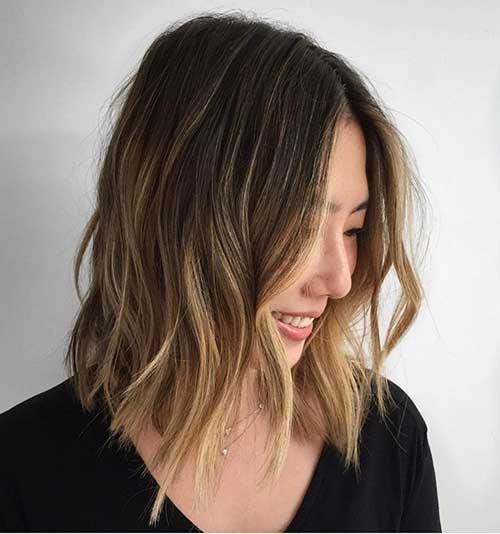 Messy Short Haircuts 2014 2015