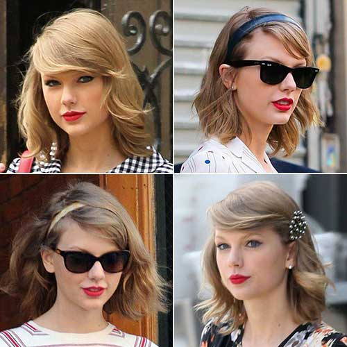 New Women Short Hair Styles