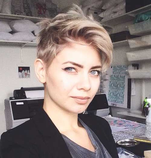 Most Beloved 20 Pixie Haircuts Short Hairstyles 2016 2017