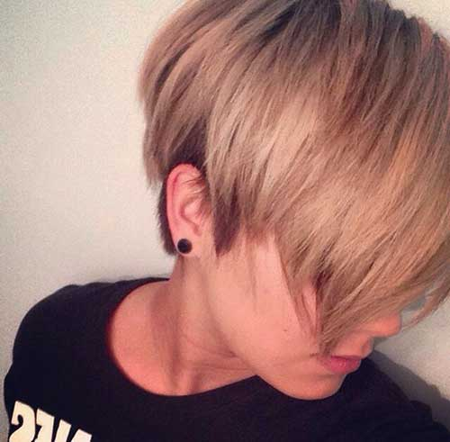 Best Punk Pixie Cut