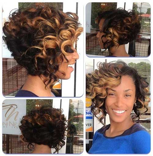 Excellent Short Curly Hairstyles 2014 2015 Short Hairstyles 2016 2017 Short Hairstyles For Black Women Fulllsitofus