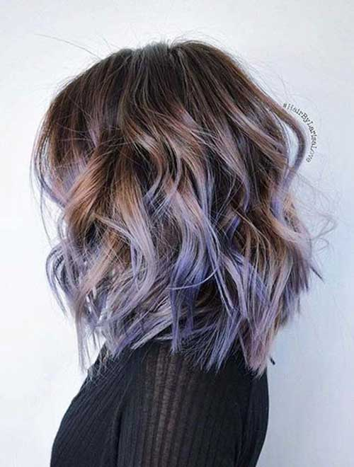 Short Hair Color Ideas You Need To See Short Hairstyles 2018