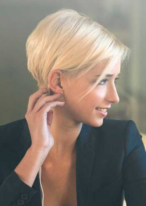Short Graduated Hair Cuts for Women