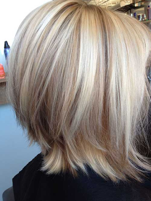 Nice Short Hair Styles for Women