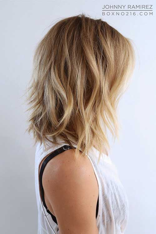Chic Short Haircut Images 2014