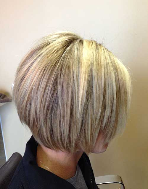 Blonde Short Haircut for 2015 2016