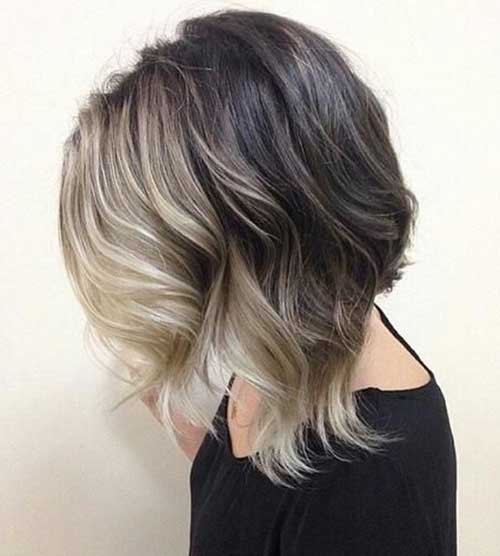 Wondrous 15 Short Haircuts For Fine Wavy Hair Short Hairstyles 2016 Short Hairstyles Gunalazisus
