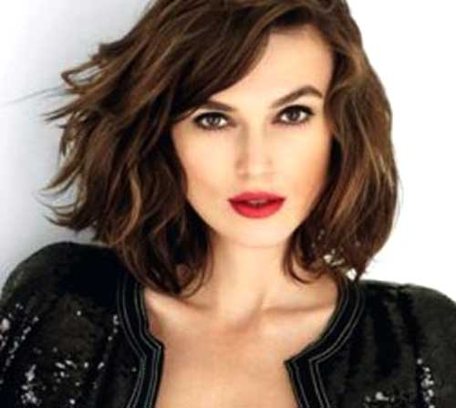10 Short Hairstyles for Thick Wavy Hair