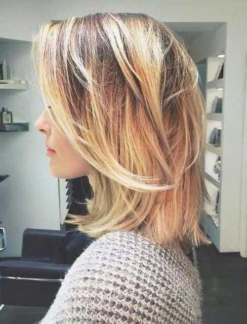 Best Short Layered Hair Styles