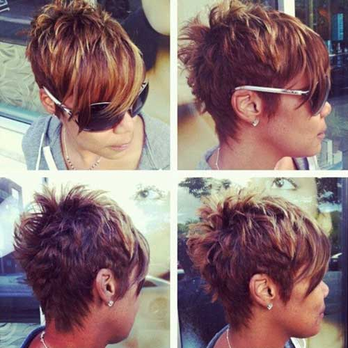 10 Short Layered Pixie Cut Short Hairstyles 2016 2017