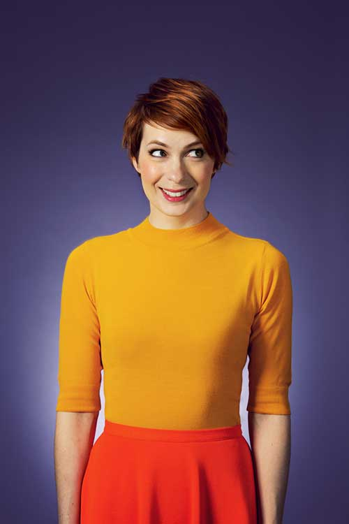 Felicia Day Haircut 20 Pictures Of Short H...
