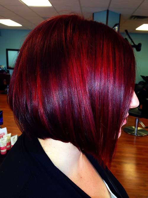 Short Red Hair Styles for Women