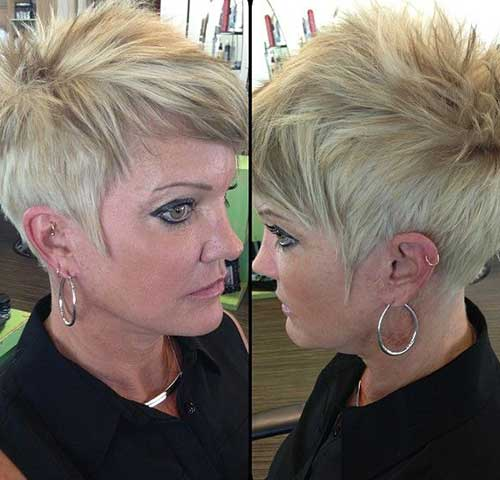 15 New Short Edgy Haircuts | Short Hairstyles 2016 - 2017