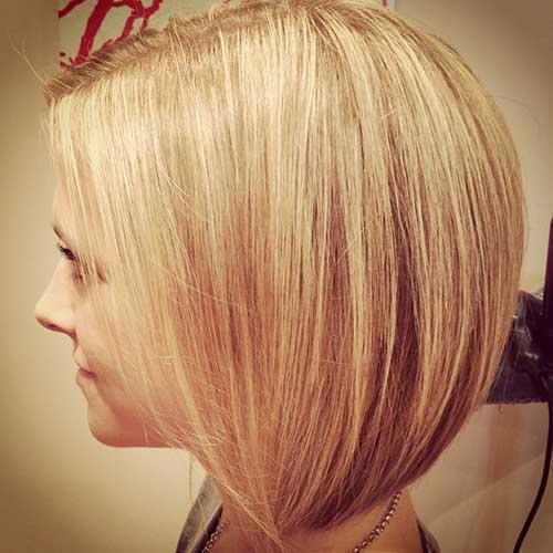 Short Straight Bob Haircuts 2014 2015