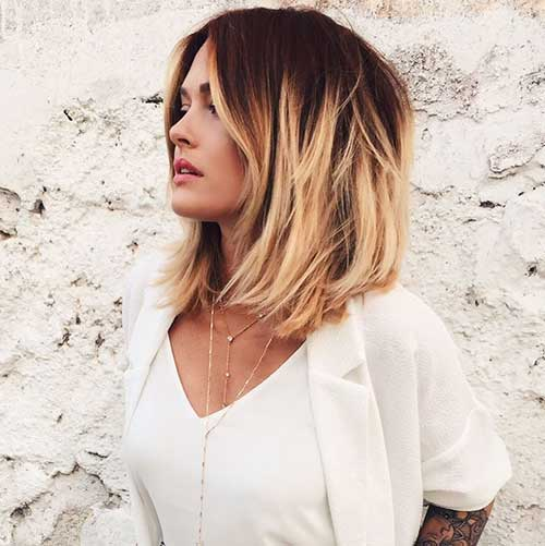 Best Short Straight Haircuts Images 2014