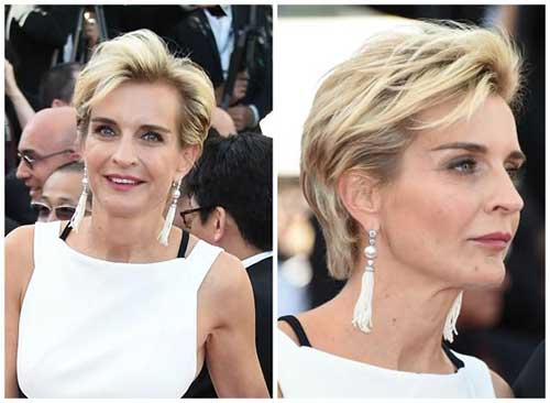 Short Straight Hairstyles 2014 2015