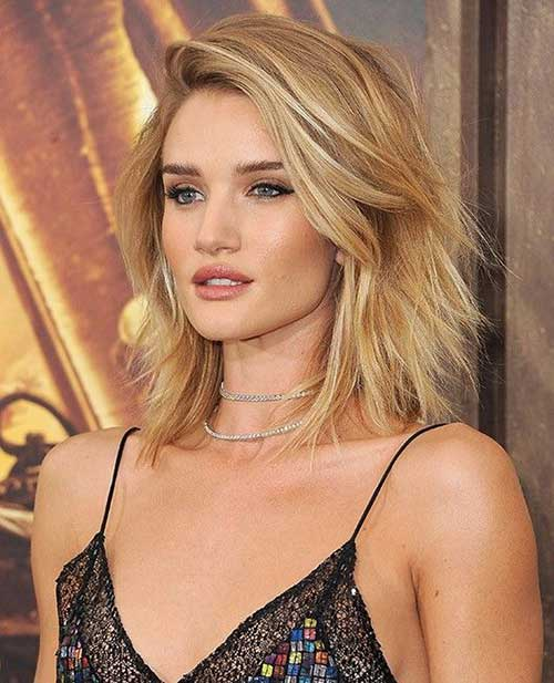 10+ Short Haircuts for Thin Wavy Hair | Short Hairstyles 2017 ...