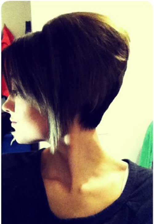 Beauty Short Wedge Haircuts