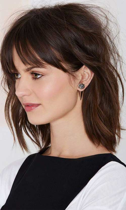 20 Best Short To Medium Length Haircuts | Short Hairstyles ...