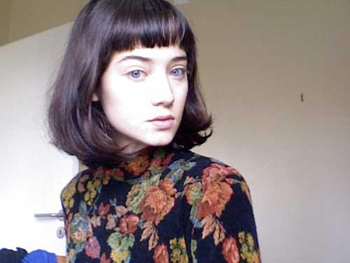 Best Simple Short Hair with Bangs