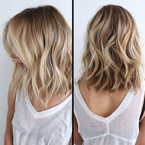 Super Short Blonde Haircuts 2014