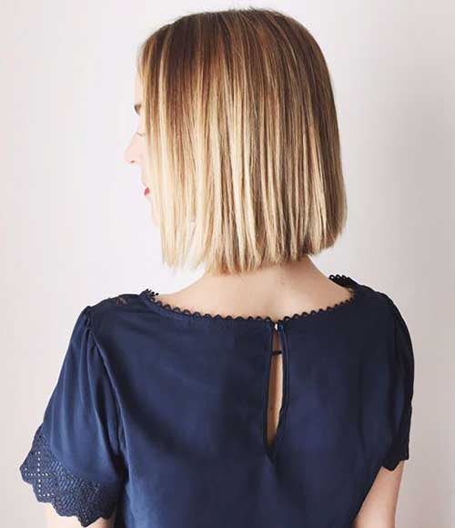 Super Short Womens A Line Haircuts
