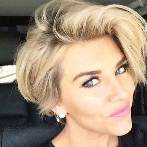 20 Super Quick Haircuts For Ladies