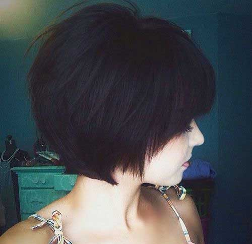 Thick Short Layered Haircuts