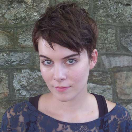 Pixie Cut Styles Short Hairstyles   Most