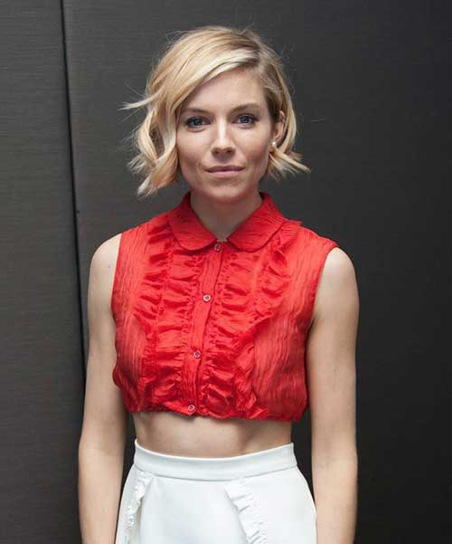 Very Short Bob Cropped Hairstyles