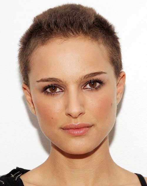 Best Very Short Female Haircuts