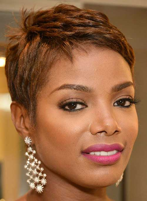 10 Hairstyles For Very Short Hair