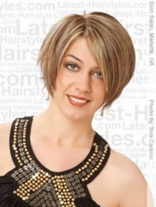 Womens Wedge Hairstyles for Short Hair