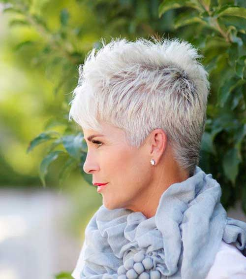 Best Hairstyles for Older Women