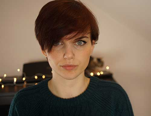 Short Hair Colors-10