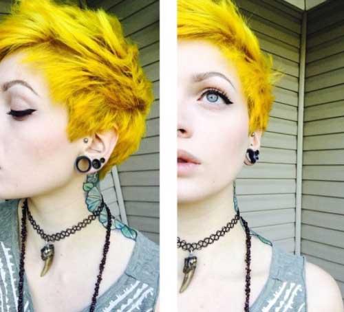 Pixie Cut Hairstyles-14
