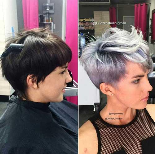 Short Couleurs de Cheveux-16