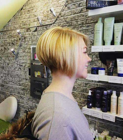 Pretty Cool Inverted Bob Haircut Ideas For Stylish Ladies