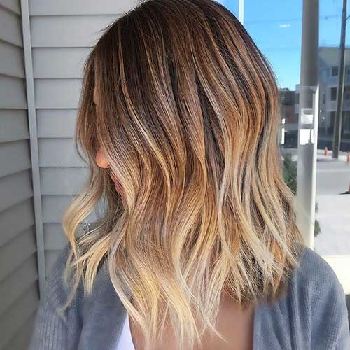 35+ Short to Medium Hairstyles 2017