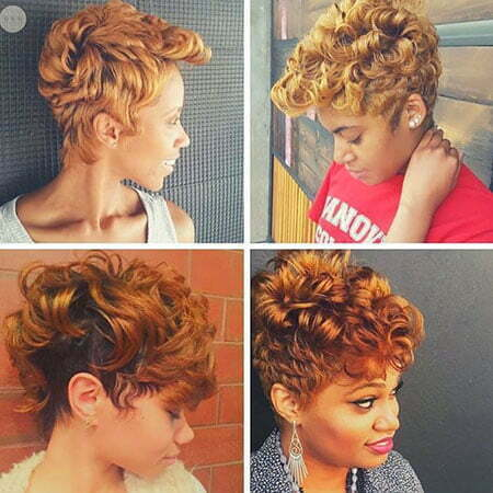 35 Best Short Hairstyles for Black Women 2017 | Short Hairstyles ...
