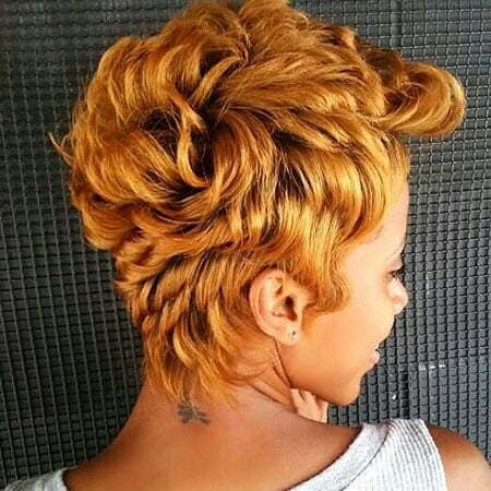 35 best short hairstyles for black women 2017 short hairstyles back hair urmus Choice Image