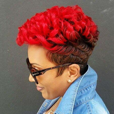 35 best short hairstyles for black women 2017