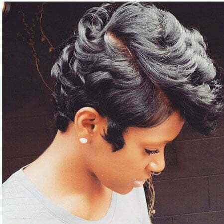 Short Hair Styles For Black Women 35 Best Short Hairstyles For Black Women 2017  Short Hairstyles .